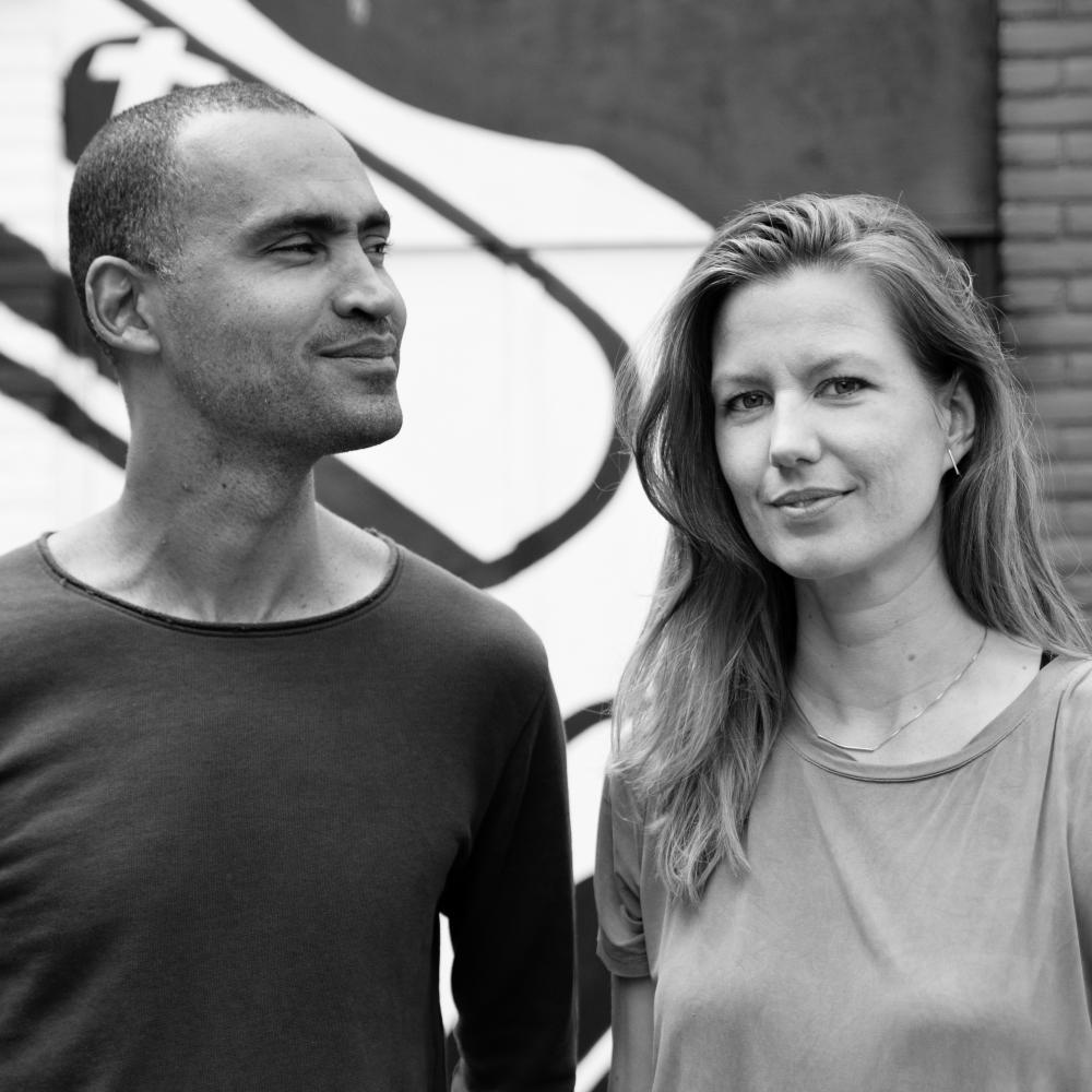 Ilse van Klei en Bas Rellum