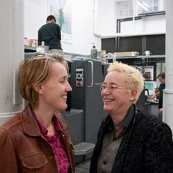 Jacqueline van As & Tanneke Janssen