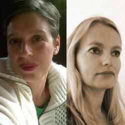 Marchelma van Breugel en Sandra Roelofs