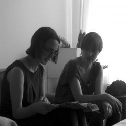 Janna en Hilde Meeus