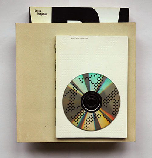 Omslagen Catalogus DADA Centre Pompidou
