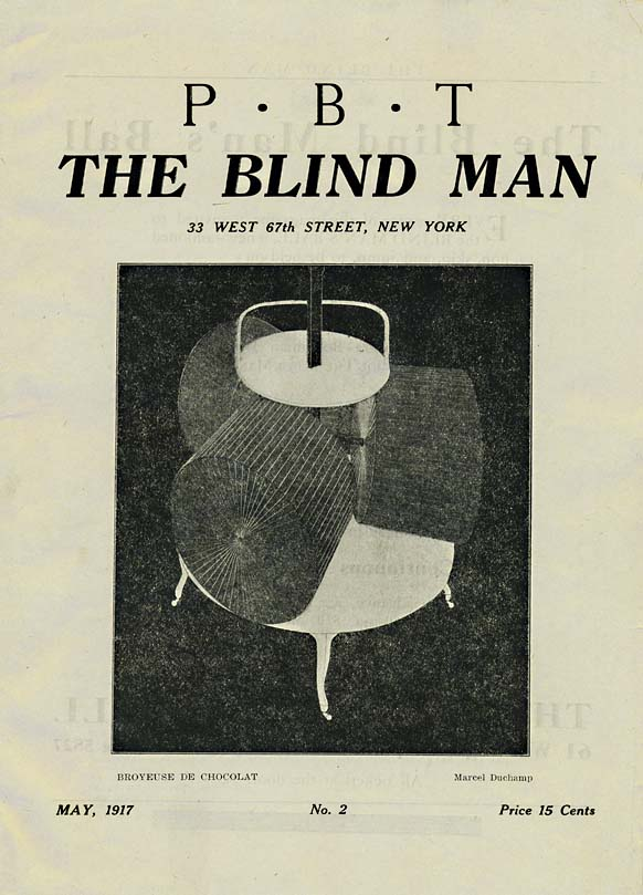 The Blind Man 1917