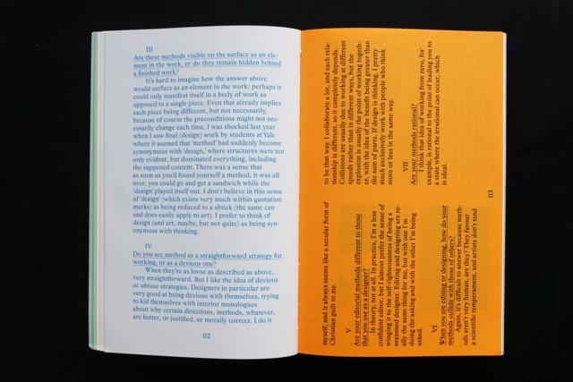 Casco Issues X – The Great Method (in samenwerking met Laurenz Brunner)