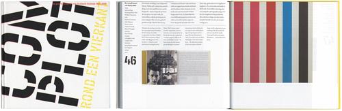 Complot rond een vierkant. De goodwilluitgaven van Drukkerij Rosbeek (1969-2006) Bandpapier en binnenwerk: Lessebo White 1.3 (130 g/m2)