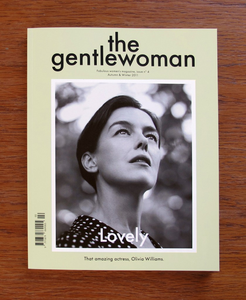 The Gentlewoman, cover