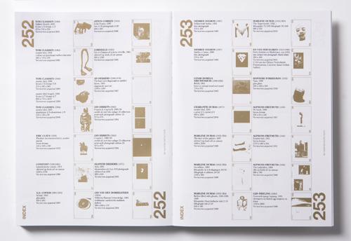 'Eigenlijk Eigentijds, uit de kunstcollectie van De Nederlandsche Bank' Papier: Arctic Volume