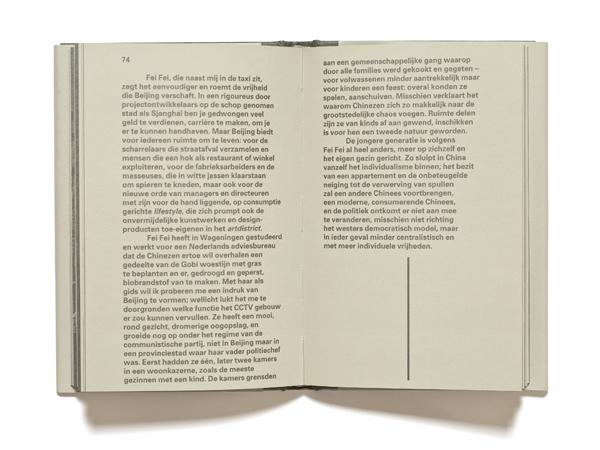 Essay. Edzard Mik: Koolhaas in Beijing. Fonds BKVB, 2010.