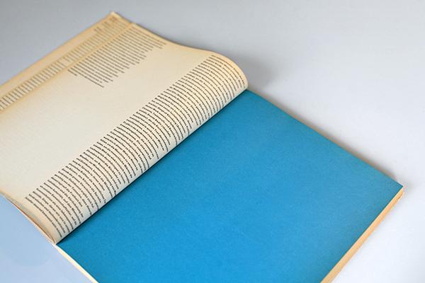Papier: Werkdruk, houthoudend romandruk