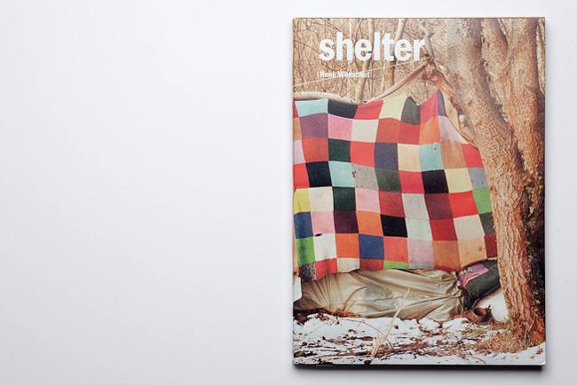 Shelter, Henk Wildschut, Post Editions, 2010. Amerikaans omslag, Gustav Wasa 90 grs