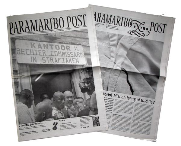 Paramaribo Post