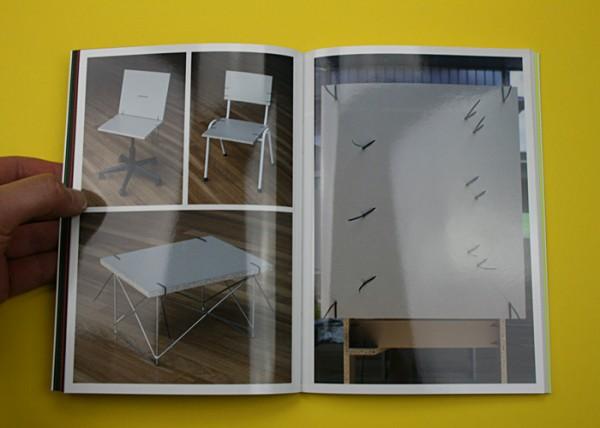 Pieterjan Ginckels, S.P.A.M. book, gestreken papier glanzend geplastificeerd