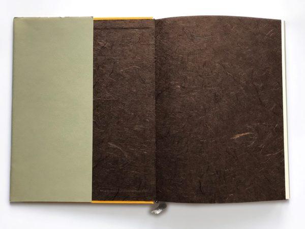Het ketjap papier van bijzonder Japanse papieren van MoDoVanGelder.