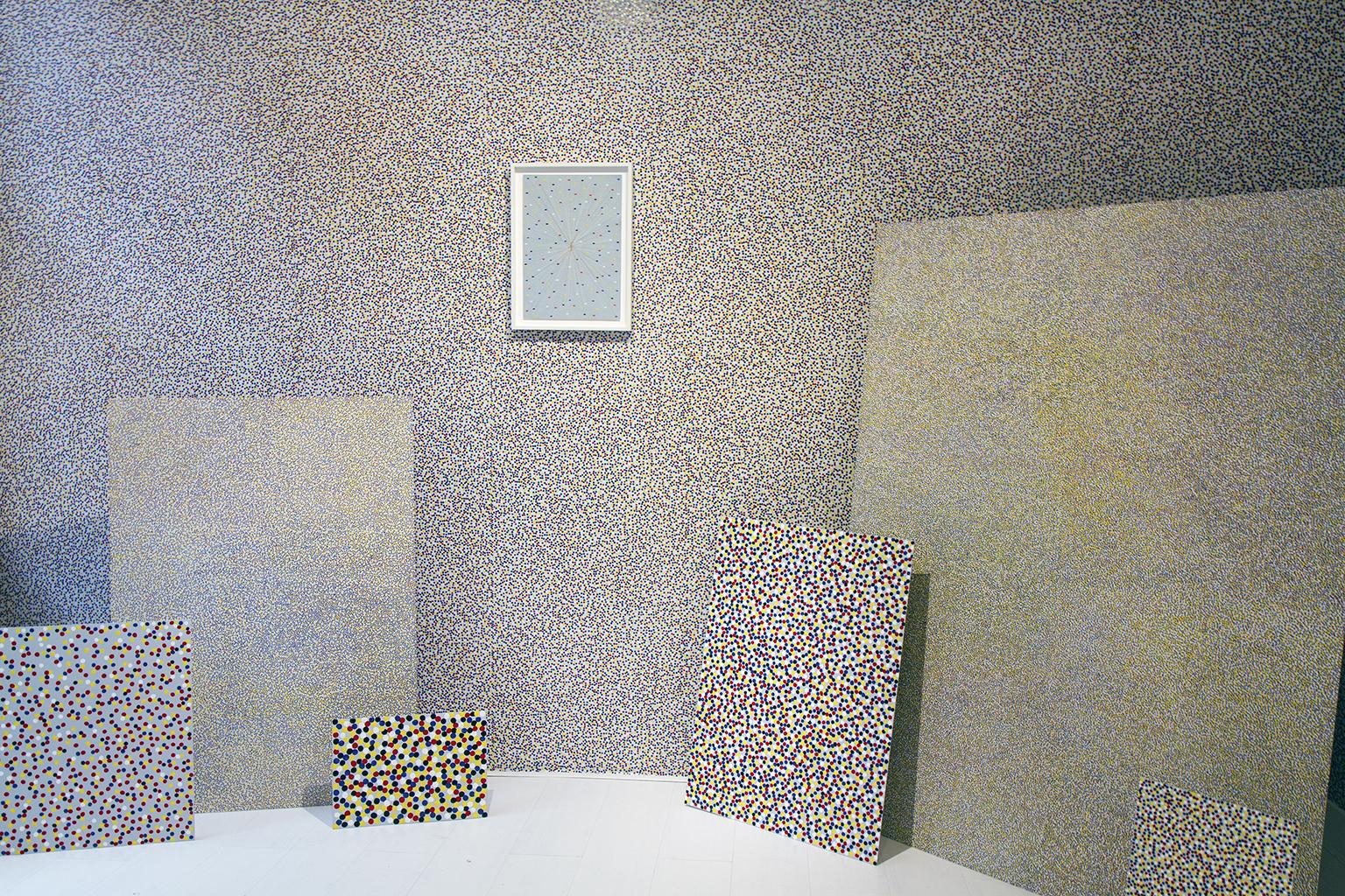 Cindy Moorman Position(s), 2016, Dapiran Art Project Space, Utrecht, NL 1