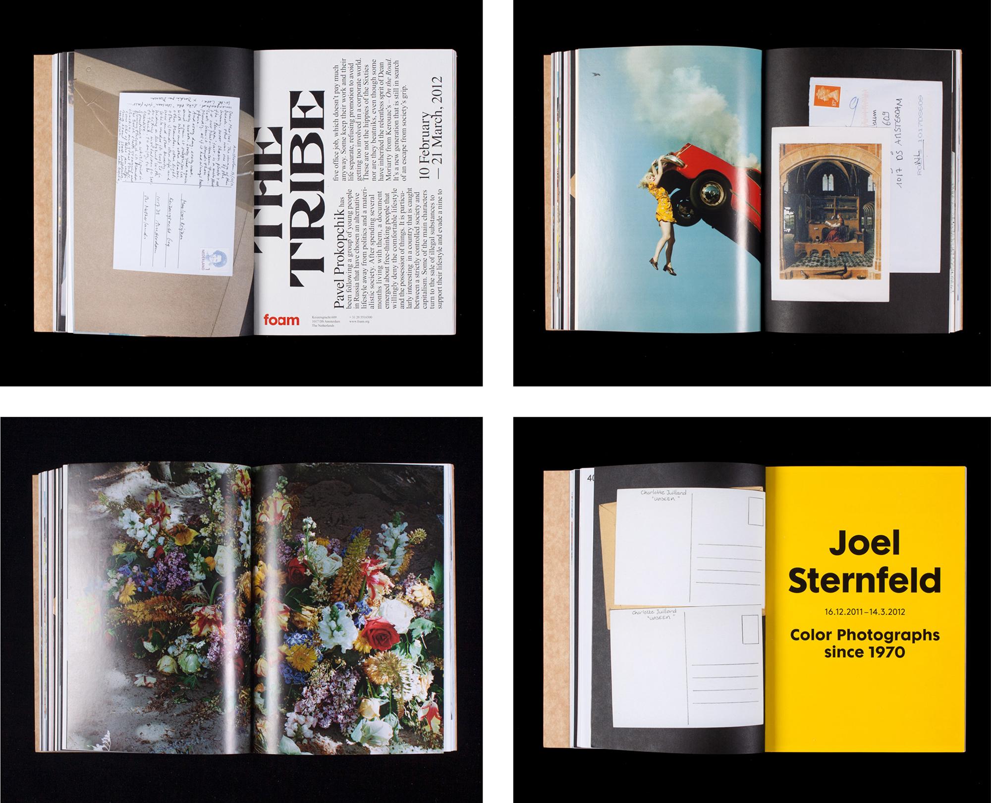 Foam Album 12 | Papier binnenwerk: Circle , Maxi Silk en Fluweel vol, ontwerp door Ruben Doornweerd