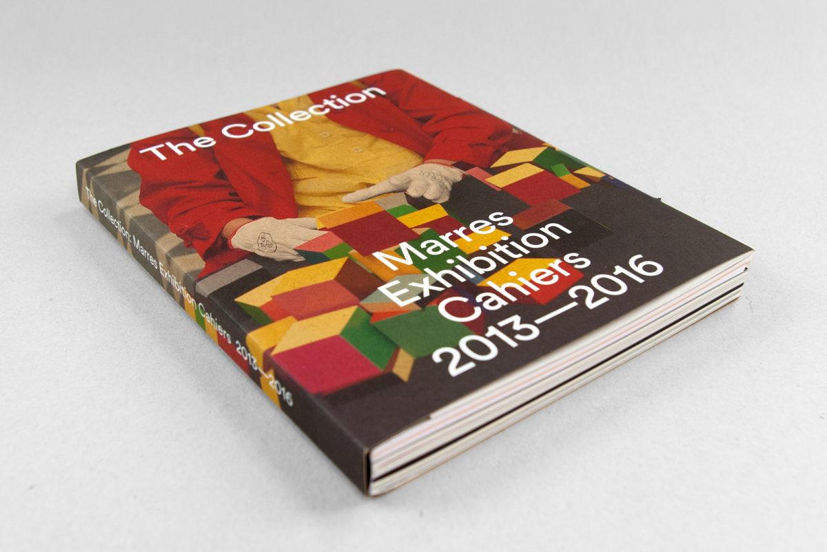 Omslag van het boek The Collection , Ontwerp omslag Ayumi Higuchi