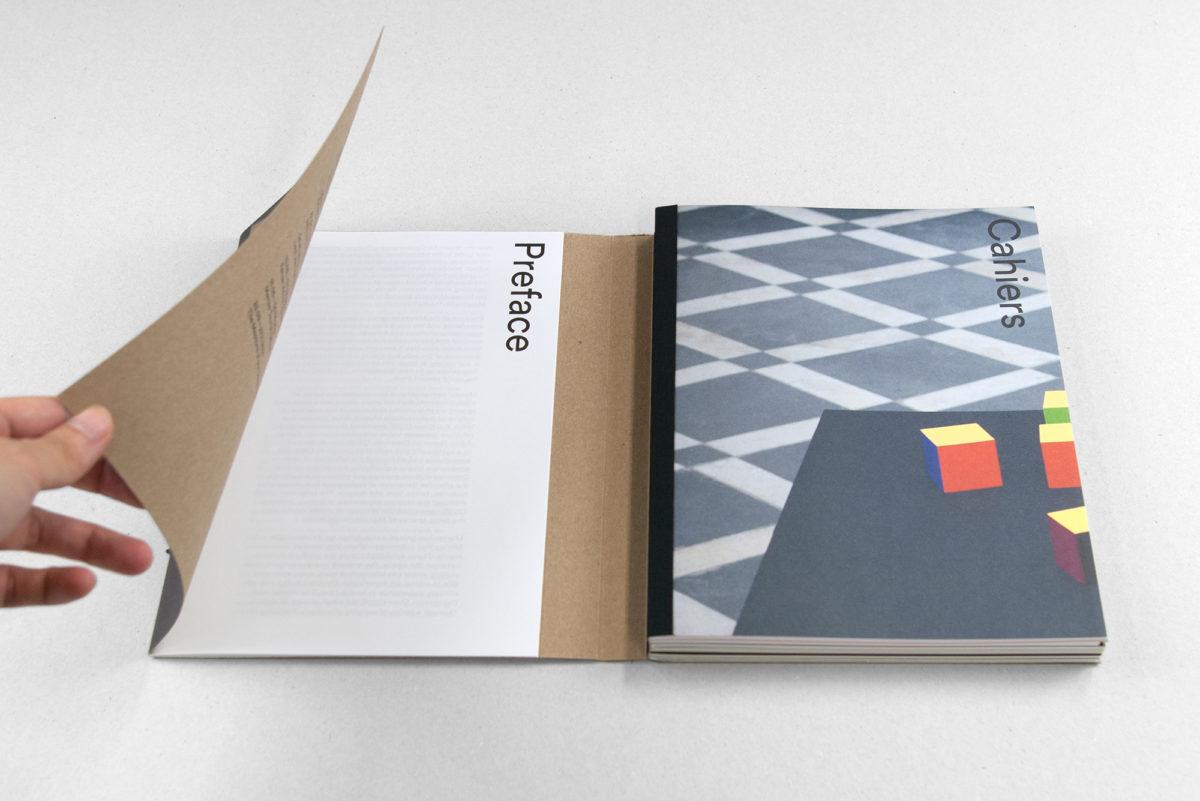 Binnenkant van het boek The Collection, Ayumi Higuchi