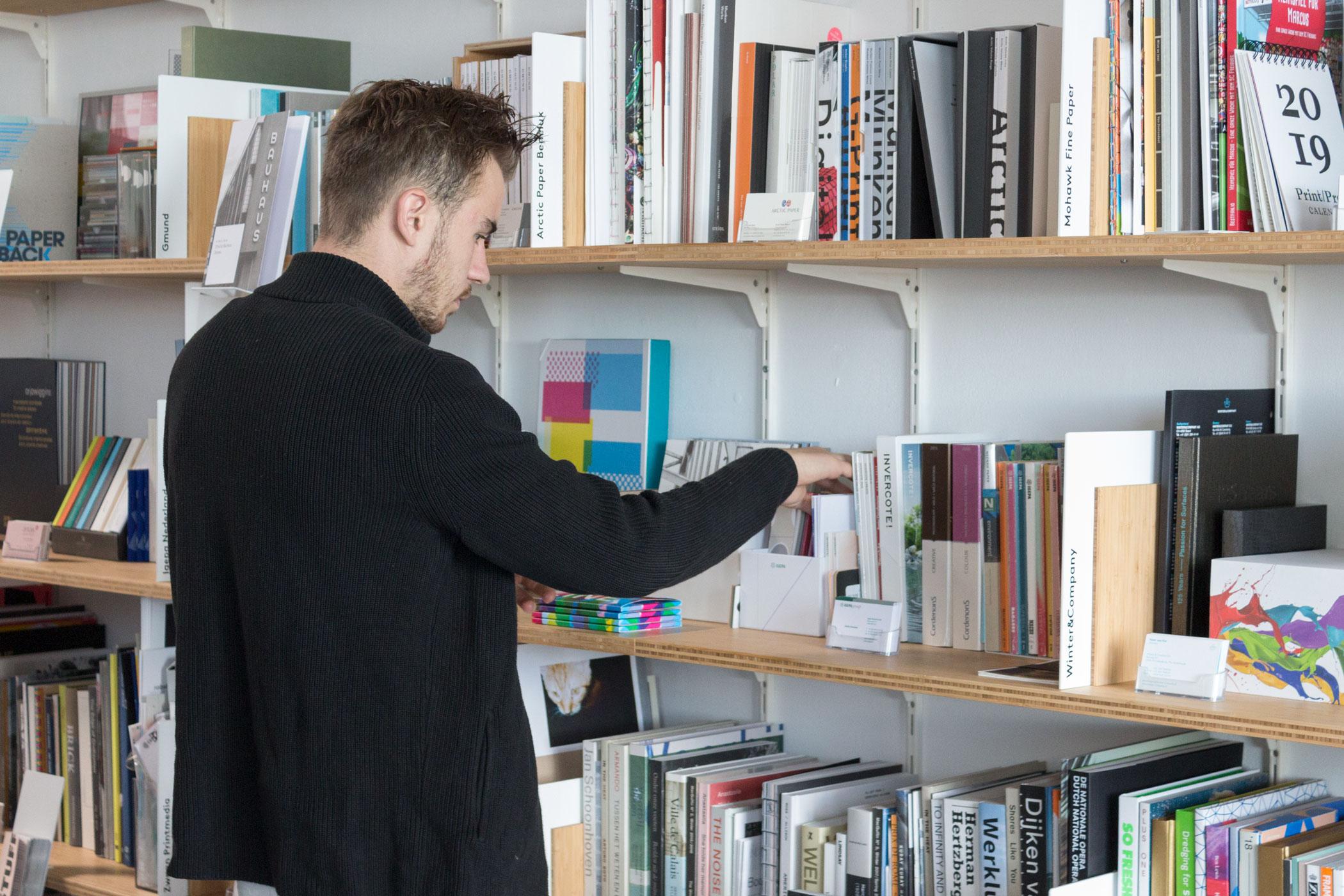 Studenten van Den Skandinaviske Designhøjskole uit Denemarken