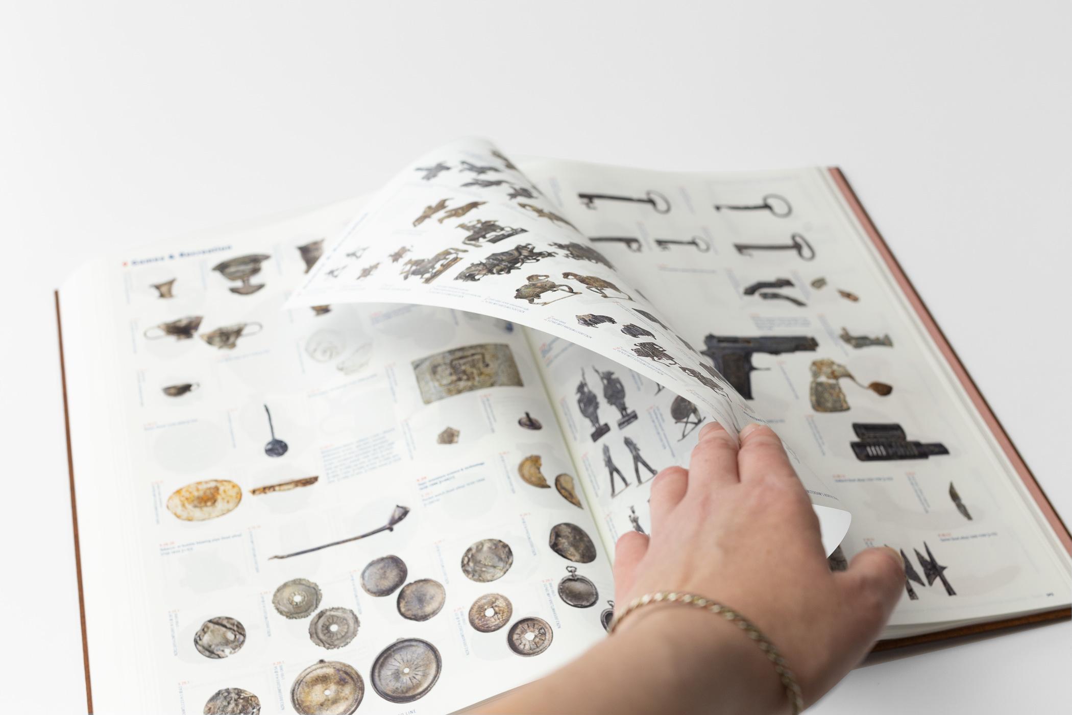 Spul boek Binnenwerk: Schutpapier 72 g/m2, van Schutpapier