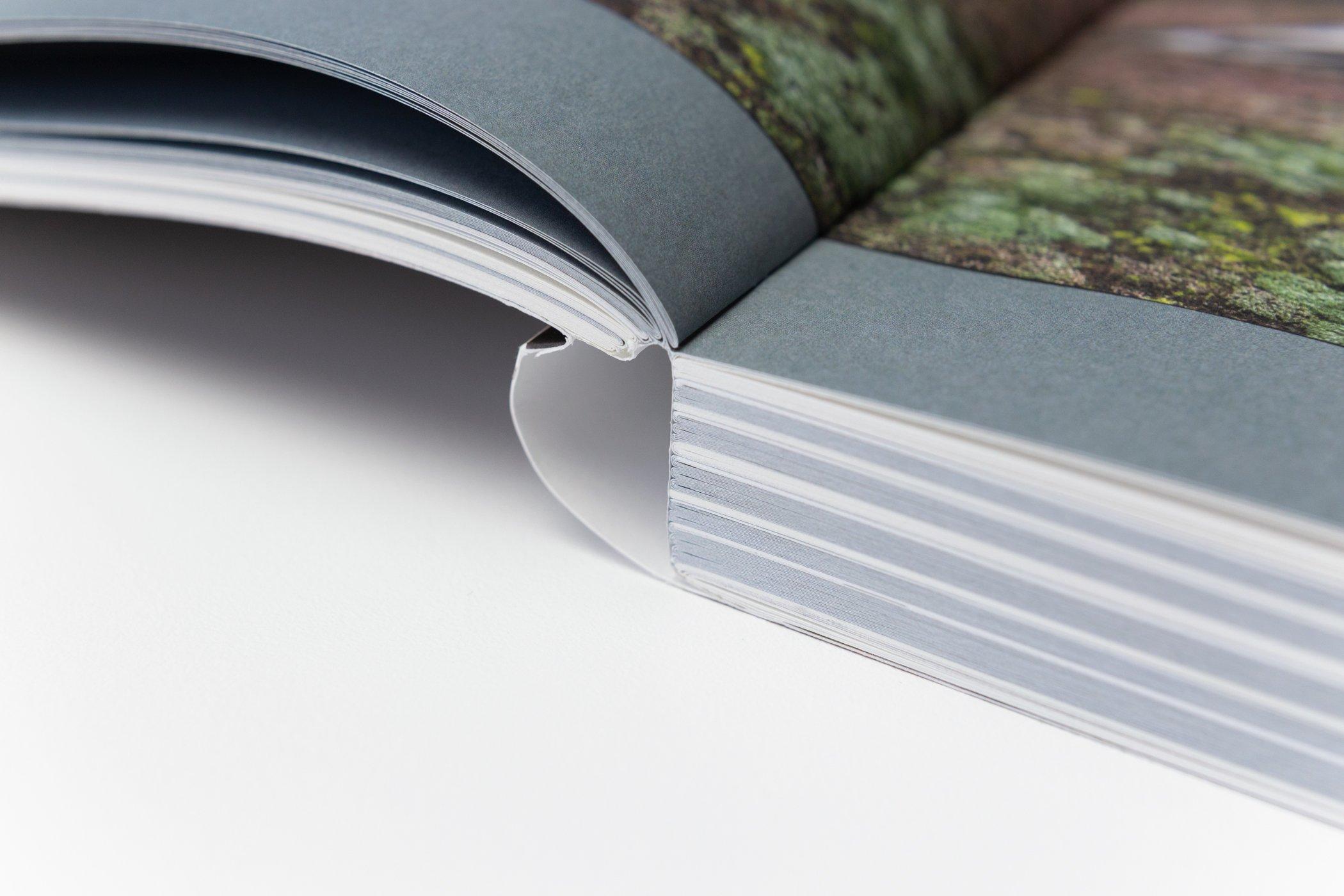 De rug van het boek Architecture of Appropriation. On Squatting as spatial practice. Maud Vervenne