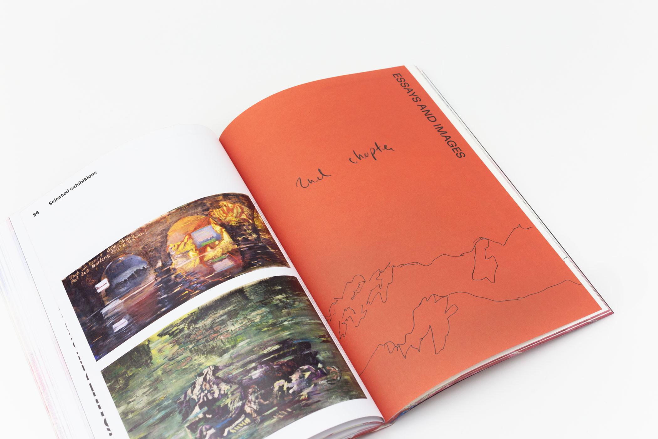 Peter van den Hoogen (COUP) kwam naar de Monsterkamer om papier uit te zoeken voor Sam Samiee: footnotes to life.