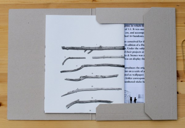 'Sticks & Stones', i.c.w. Liam Tickner, 2012