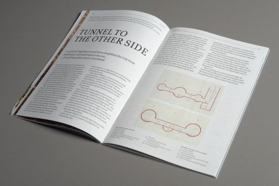 article preview in the 2nd issue of Works that Work