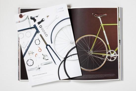 Superfine bike promotion piece