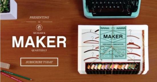 Mohawk—Maker quarterly