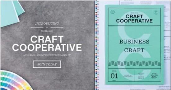 Mohawk—Craft cooperative